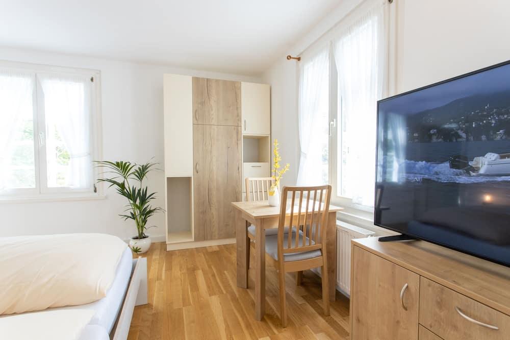 Apartamentai (8) - Svetainės zona