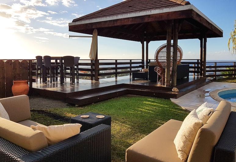 Villa Ora Nui, Papeete, Terrace/Patio