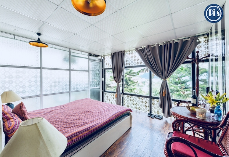 Pi's Boutique Hotel, Sa Pa, Štandardná izba (Homestay), Hosťovská izba