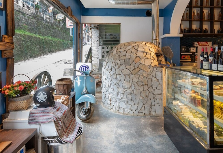 Pi's Boutique Hotel, Sa Pa, Anddyri