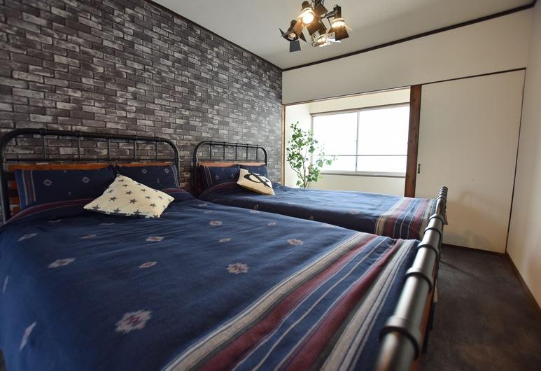 Goraku Tengachaya, Osaka, Maison (Private Vacation Home), Chambre