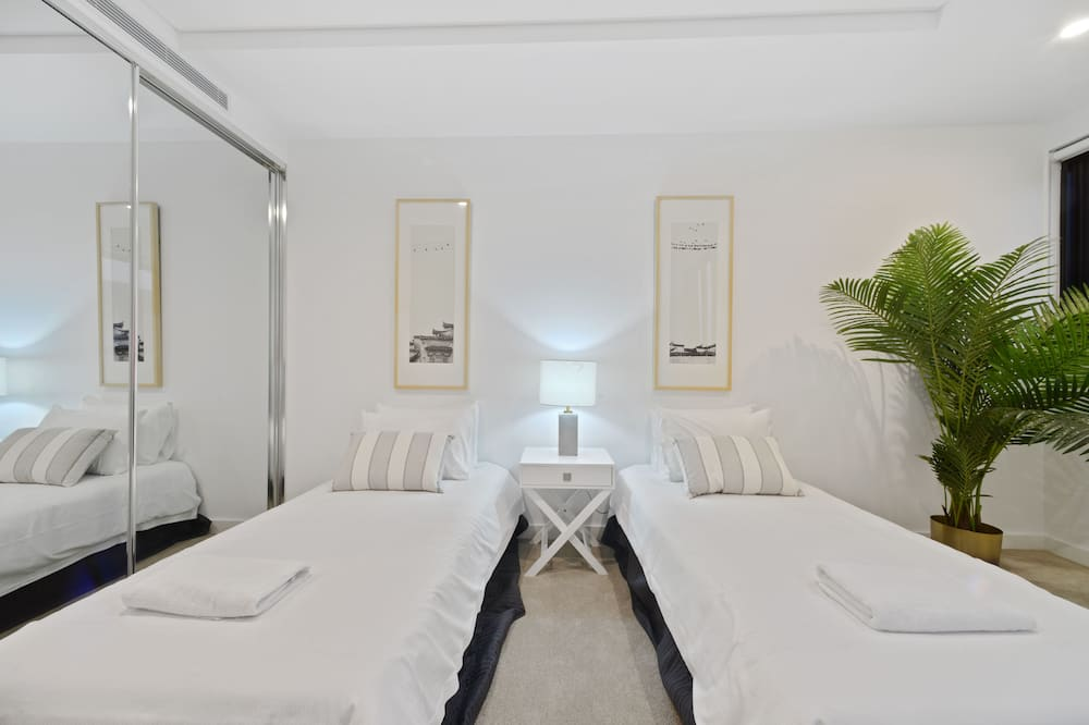 Appartement, 3 chambres - Chambre