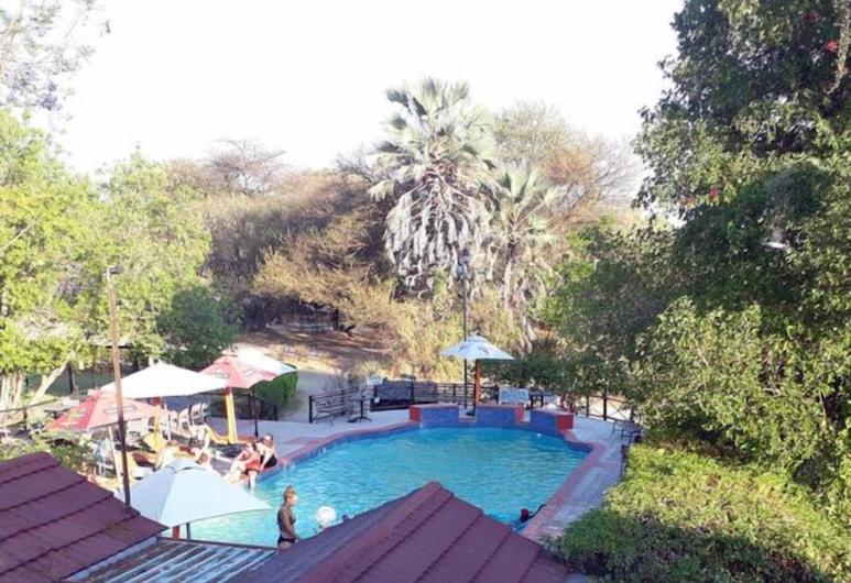 Sedia Riverside Hotel, Maun, Pool
