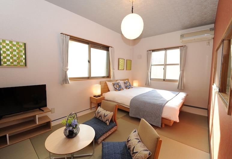 維亞勒聚樂迴飯店, Kyoto, 客房 (1 Queen Bed, 203), 客房