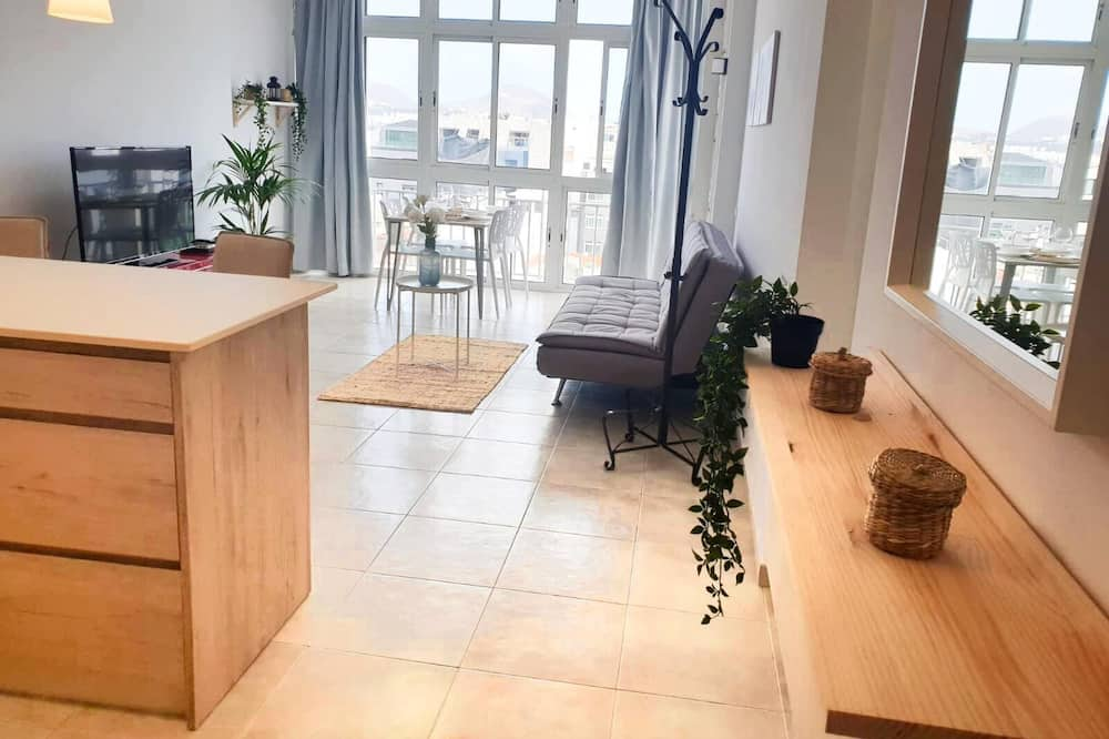 Apartment (2 Bedrooms) - Living Area