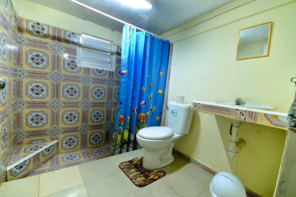 베이직 트리플룸 - 욕실