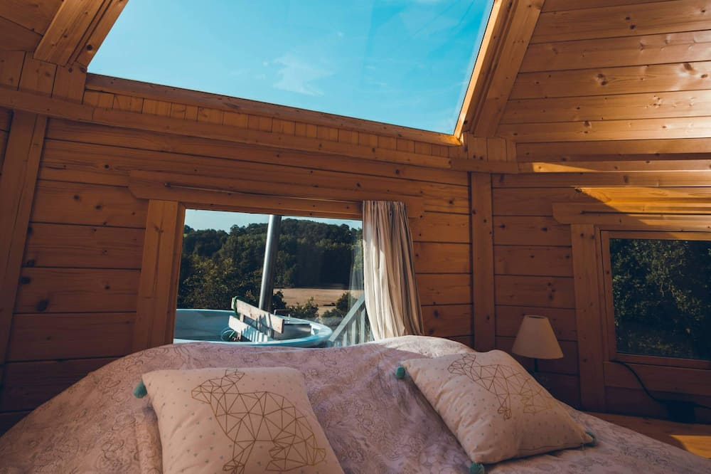 Superior Cabin, Garden View (Le Kota Romantique) - Guest Room