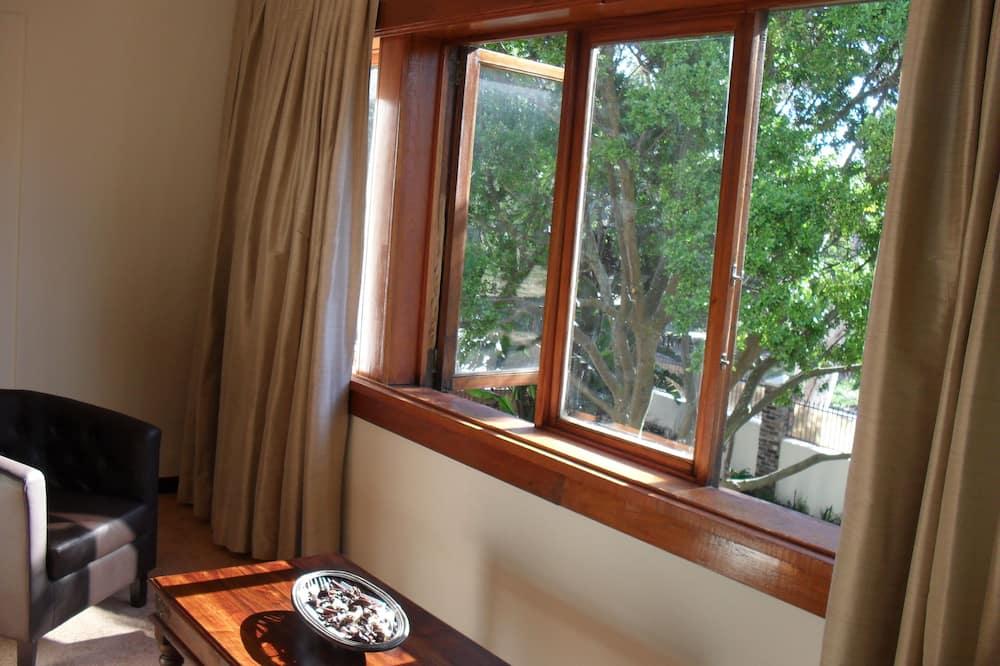 Room (Chaston Manor Room One) - Living Area