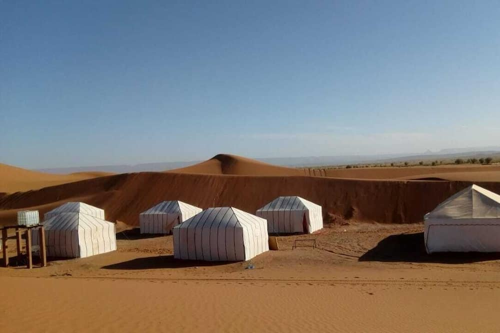 Desert Atmospher Camp