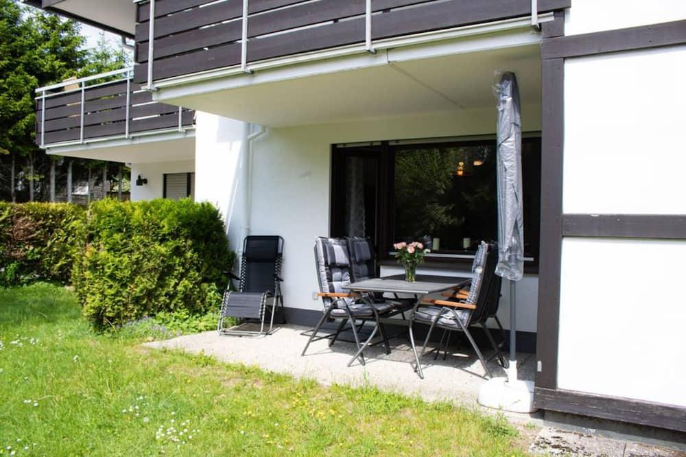 Apartamento, 1 habitación - Terraza o patio