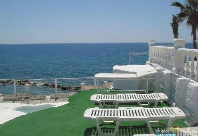 Kayra Beach Otel, Alanya, Terrass