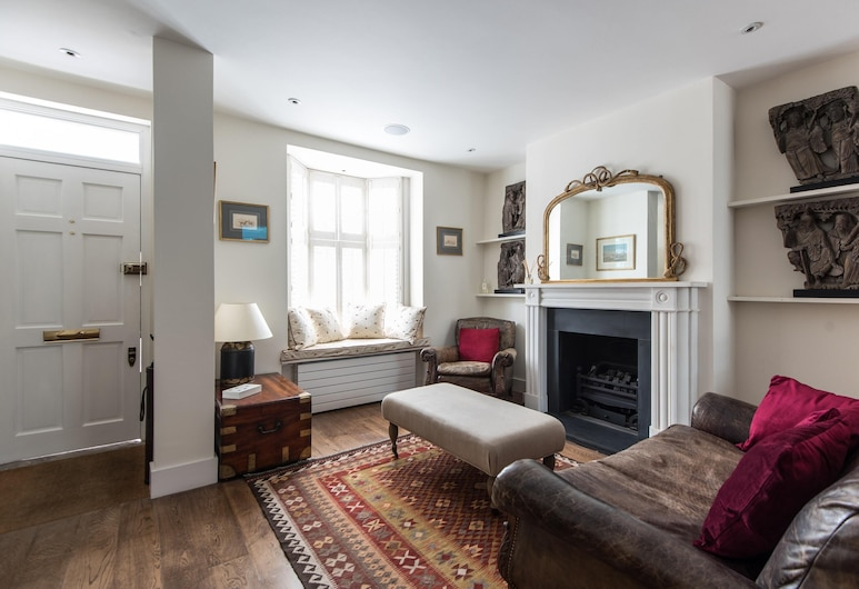 Donne Place by Onefinestay, London, Apartment (2 Bedrooms), Wohnzimmer
