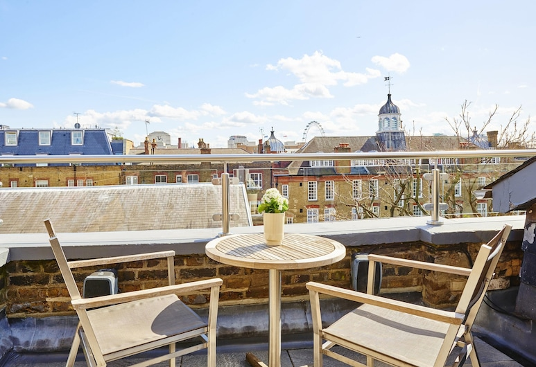 King Street IV by Onefinestay, London, Apartment (1 Bedroom), Balkon