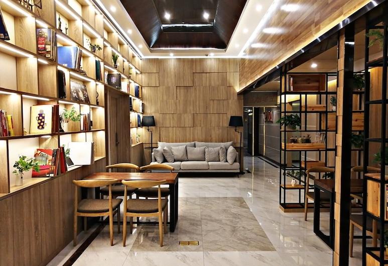 Shanghai Pinmei Hotel, Shanghai, Lobby Lounge