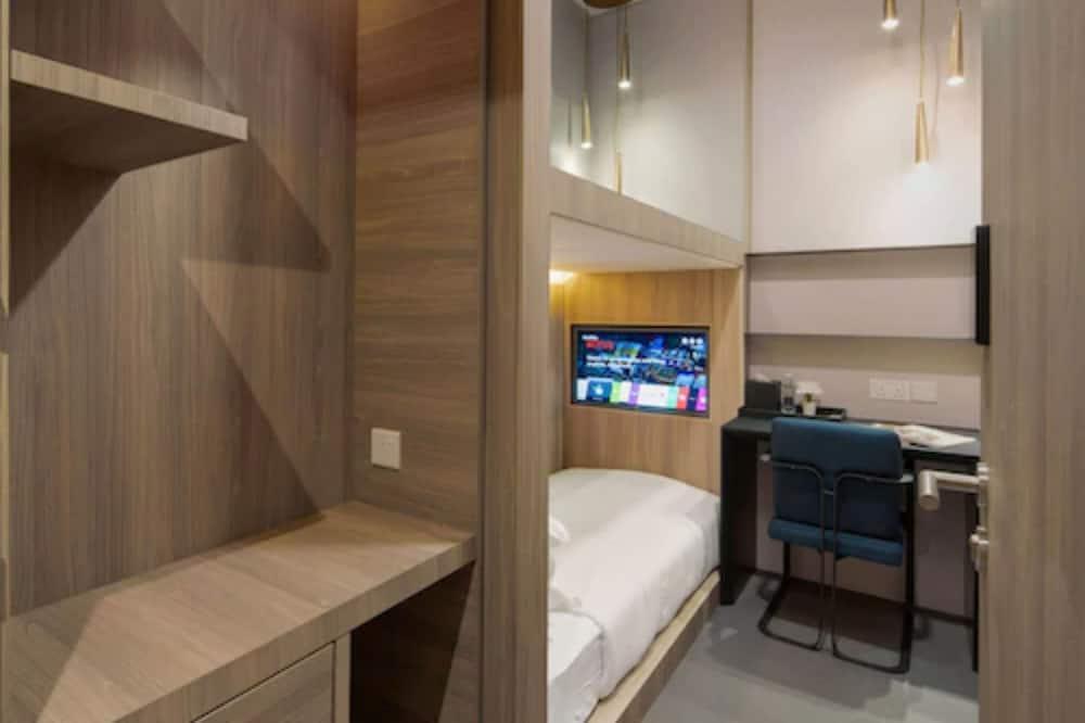 Hytte - fælles badeværelse (Cabin S) - Badeværelse