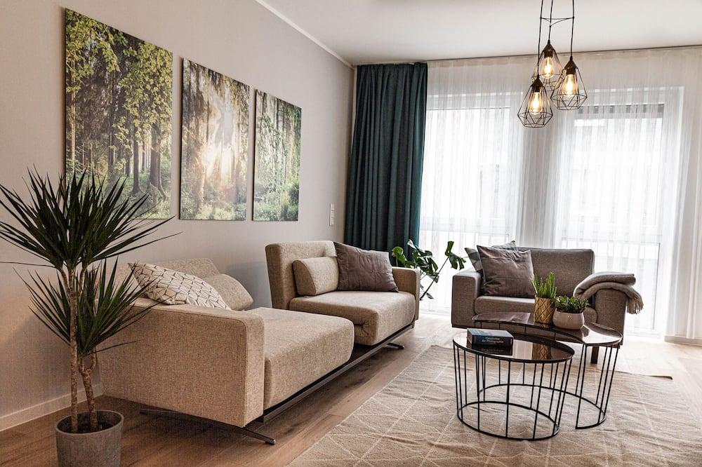 Superior Apartment - Ruang Tamu