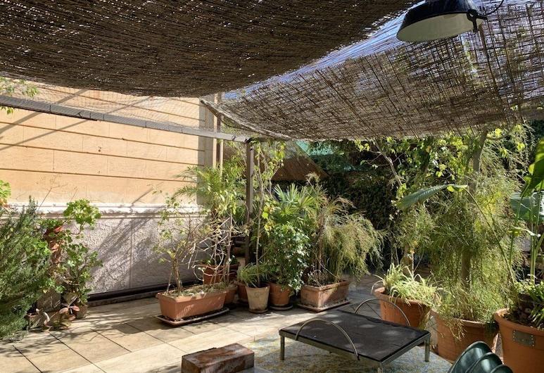Margherita di Savoia, Palermo, Huoneisto, 2 makuuhuonetta, Terassi/patio