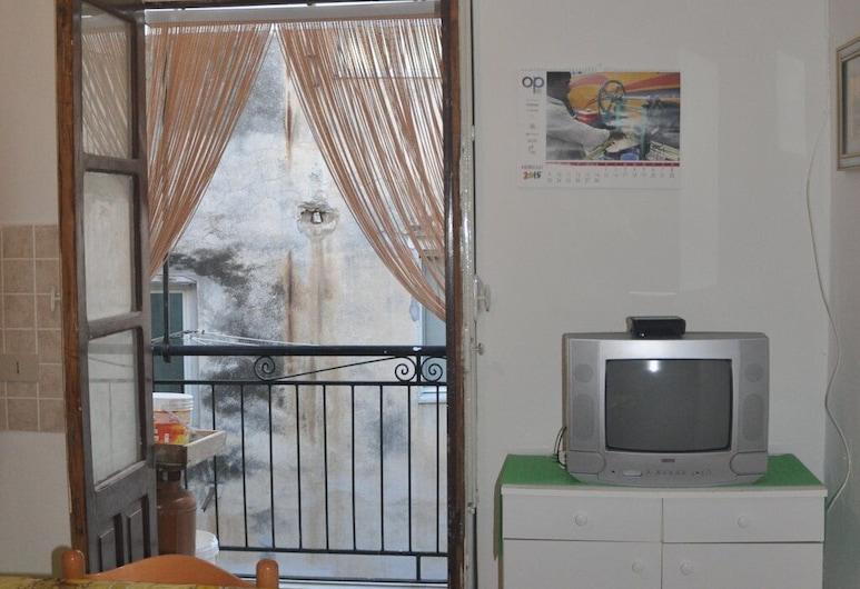 Piccolo Monolocale al Duomo, Cefalù, דירה, חדר שינה אחד, אזור אוכל בחדר