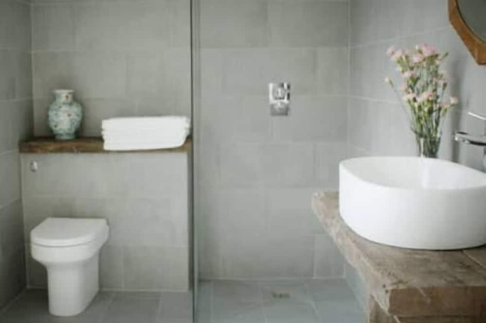 Casa de ciudad, 2 habitaciones - Baño
