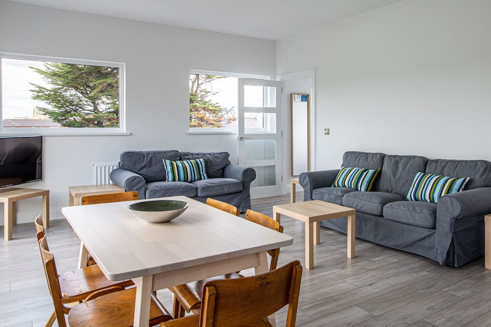 Appartement (for 8) - Woonruimte