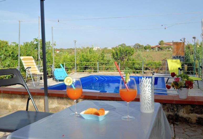 Villa Stella Cinese, Alcamo, Outdoor Pool
