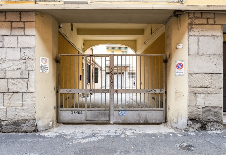 Duplex Luxurious Apt in the heart of Bologna, Bolonha, Entrada do estabelecimento