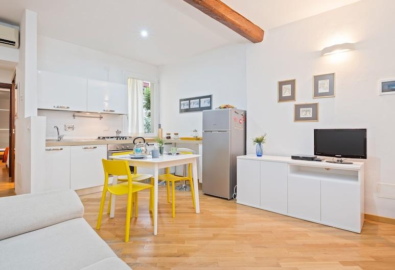 Pratello Luminous & Cozy Apartment In Centro, Bologna, Appartamento, 1 camera da letto, Area soggiorno