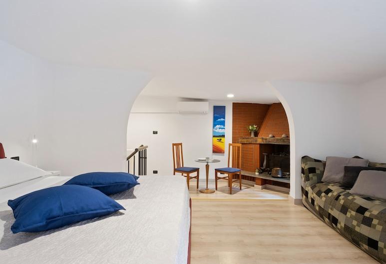 Bolognina Fair Functional Apartment, Bologna, apartman, 1 hálószobával, Szoba