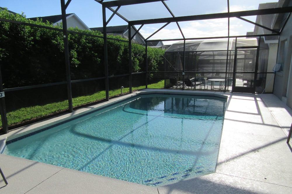 別墅 - 泳池
