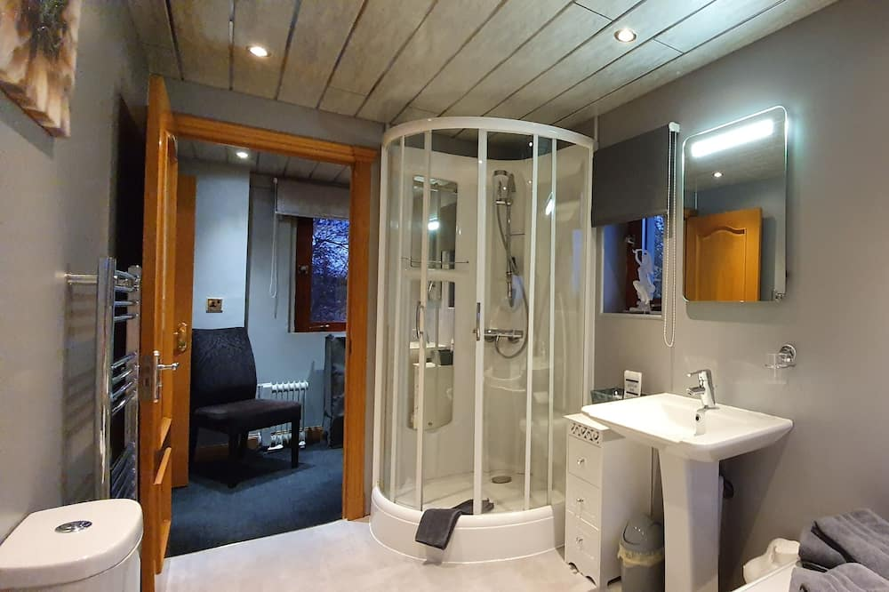 Apartmá typu Deluxe - Koupelna