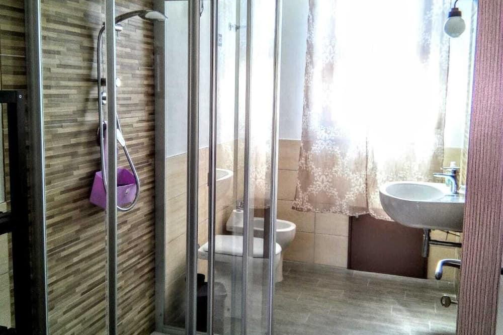 Standard İki Ayrı Yataklı Oda (Green) - Banyo