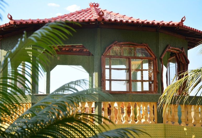 Hotel Renascer Palace, Salinas, Areál