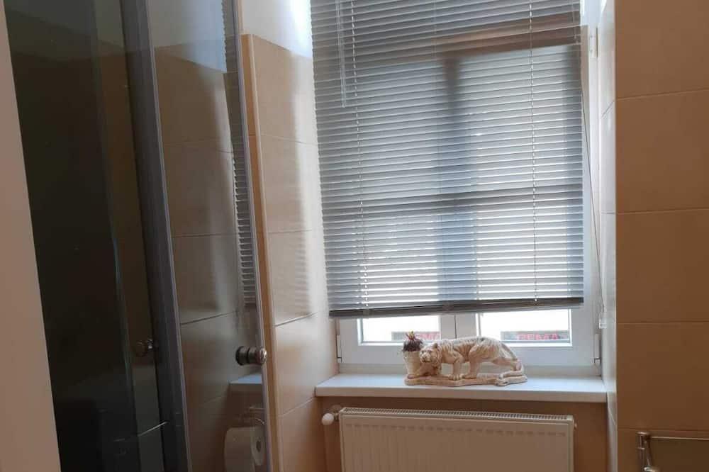 דירה משפחתית (incl. 25EUR cleaning fee) - חדר רחצה