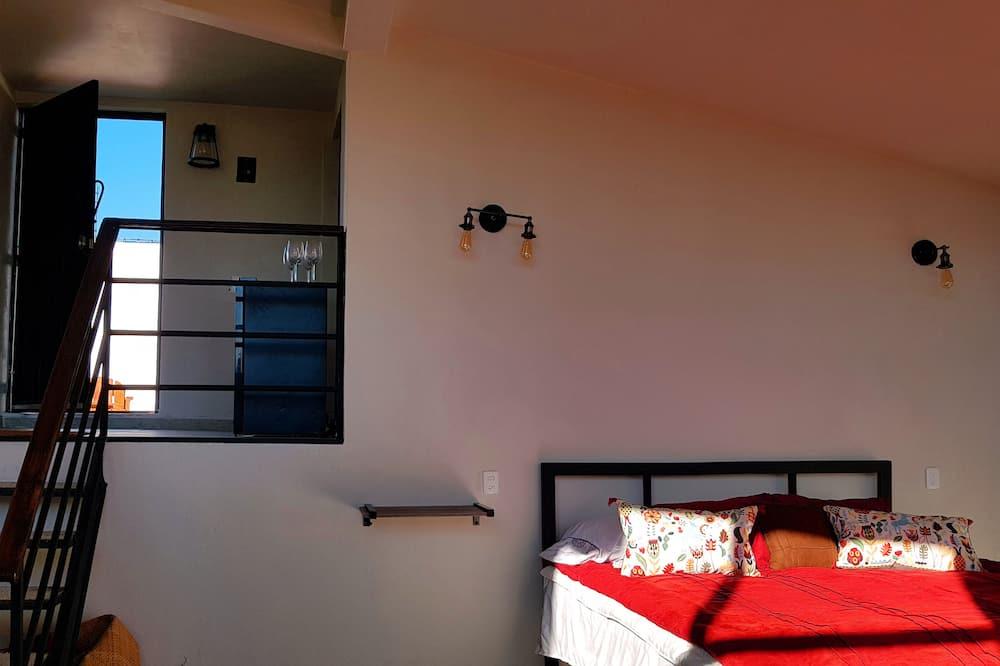 Quarto Familiar, várias camas, Pátio, Vista Colina - Quarto