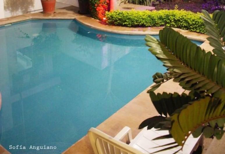 Hotel Casa Chacala, Chacala, Pool