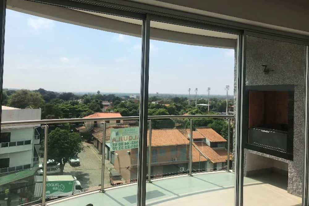 Deluxe Apartment, 2 Bedrooms, Private Bathroom - Balcony