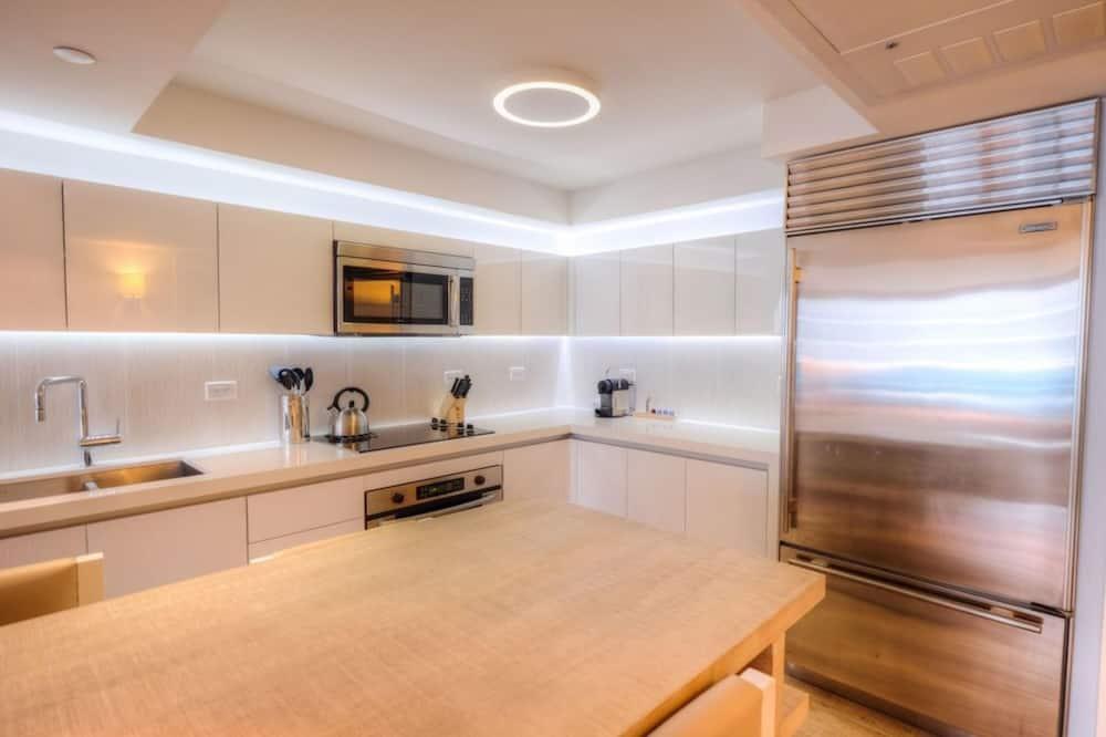 Byt, 1 spálňa - Súkromná kuchyňa