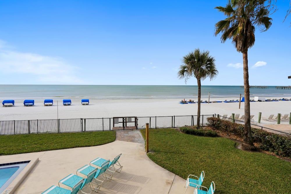 Appartamento, Letti multipli (Emerald Isle 103 Directly Beach Front) - Spiaggia