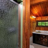 House, Multiple Beds, Kitchen, Mountain View - Bathroom