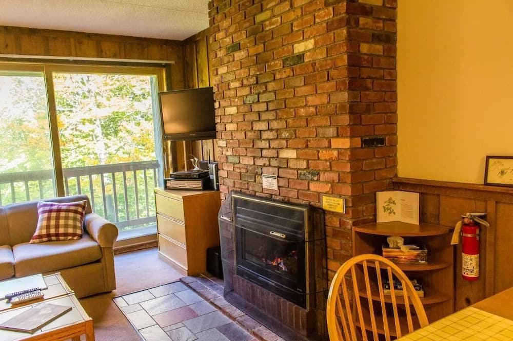 Condo, Multiple Beds, Private Pool, Mountain View - Living Room