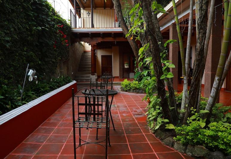 Casa Mimi Antigua Guatemala, Antigua Guatemala, Häämatka - kahden hengen huone, Terassi/patio