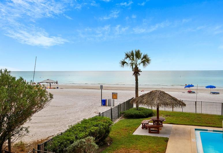 Emerald Isle 101 Beautiful Updates!/direct Beachfront/sunsets!!, North Redington Beach, Soukromý byt, více lůžek (Emerald Isle 101 Beautiful UPDATES!/D), Pláž