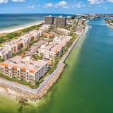 公寓客房, 多張床 (Land's End 407 building 11 BEACHFRONT) - 海灘