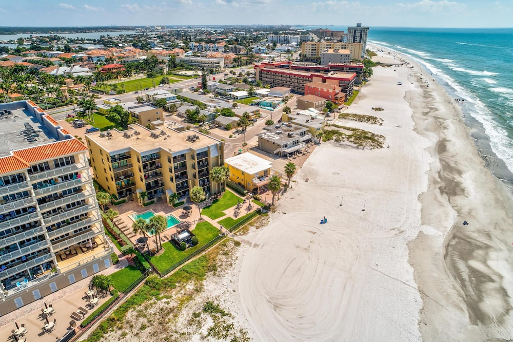 Condo, Berbilang Katil (The Shores 103 Ground Floor / Beachfr) - Pantai