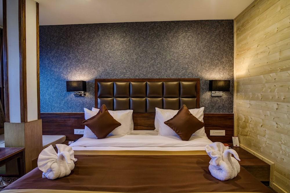 חדר פרימיום זוגי - חדר אורחים