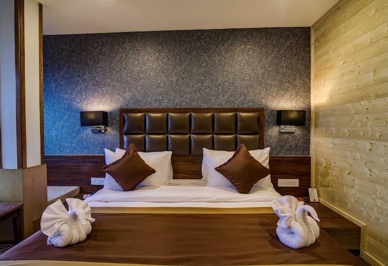 Silver Star Boutique Hotel by Sumi Yashshree, דרג'ילינג, חדר פרימיום זוגי, חדר אורחים