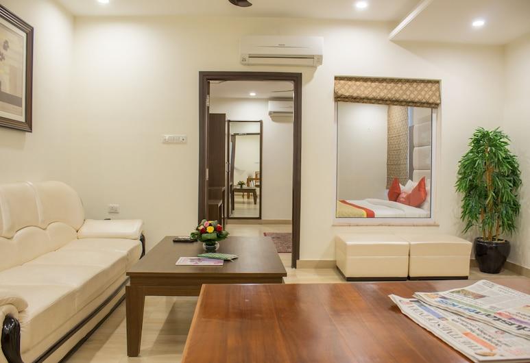 Clarks Collection Jaipur, Jaipur, Suite, Living Area