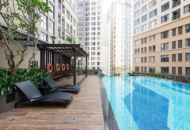 Saigon Royal - Melody Apartment, Ho Chi Minh-Stad, Buitenzwembad