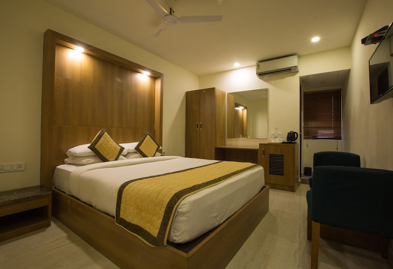 Hotel TSG Grand, Port Blair, Deluxe Room, Guest Room