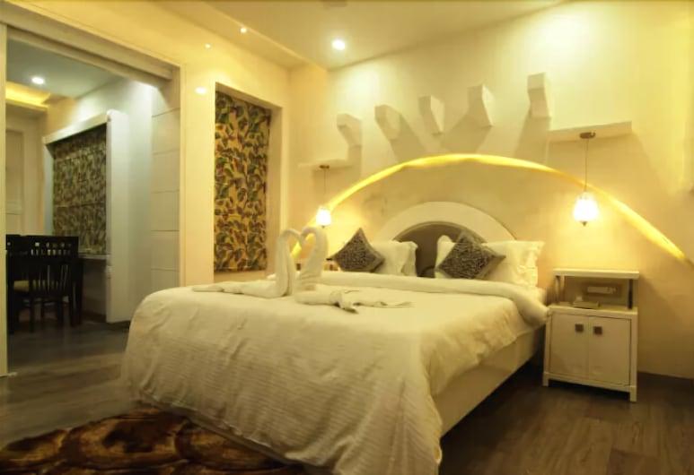 Hotel Costa River, Varanasi, Executive Room, Guest Room